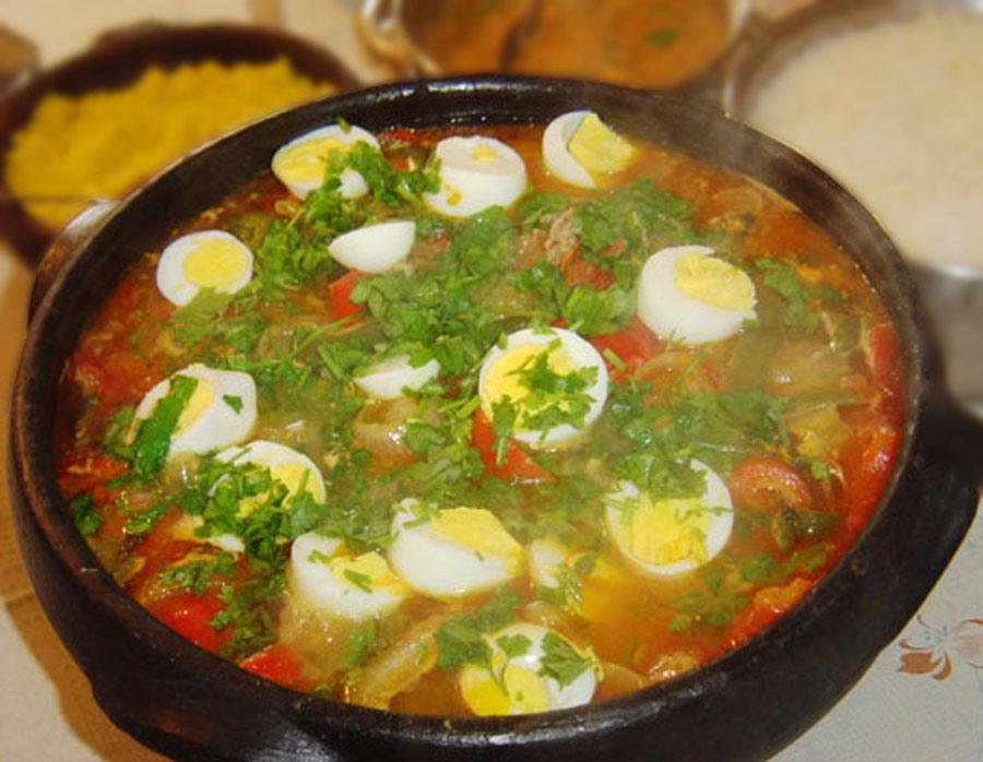 Рецепты бразильской кухни