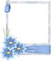 Голубые тона