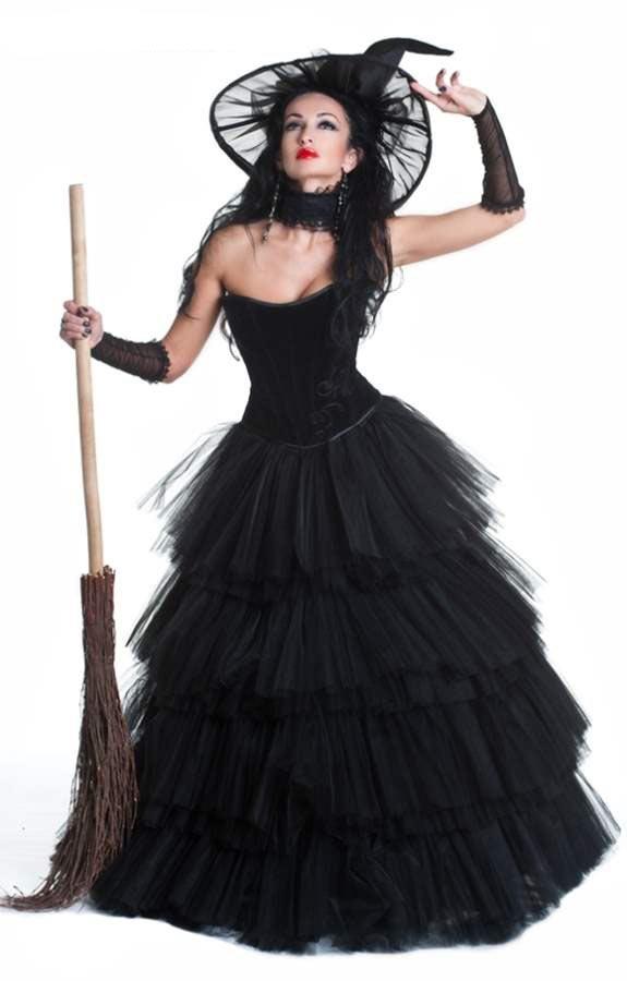 Метла для ведьмы своими руками