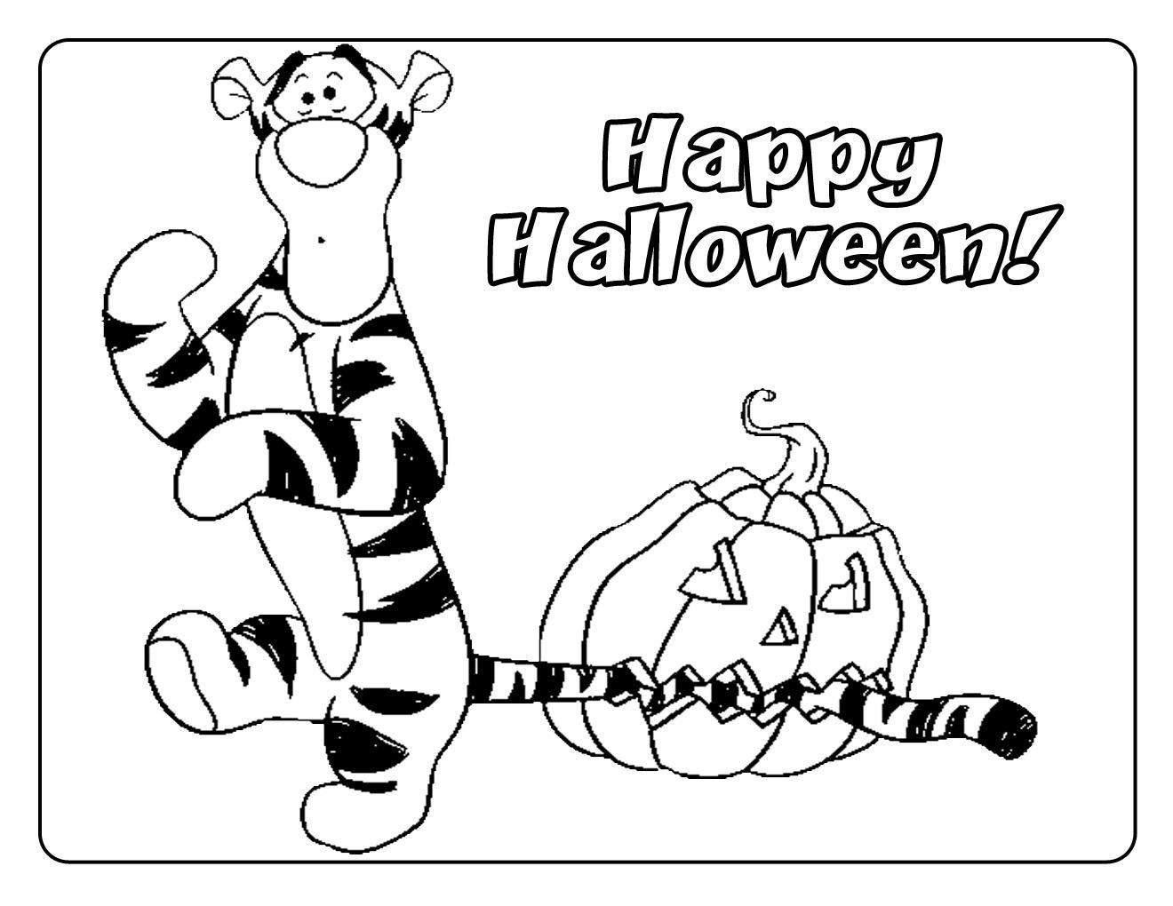 Милые и забавные обои на Хэллоуин для детей.