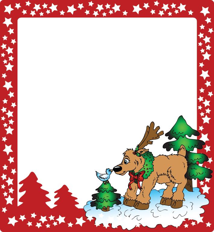Новогодние рамки для текста и ...: windoworld.ru/happy-new-year/frames