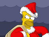 Гомер Санта-Клаус