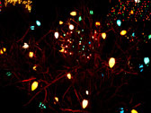 Новогодние лампочки