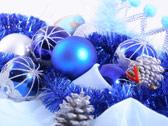 Синева праздника