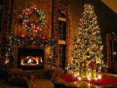 Новогоднее убранство дома