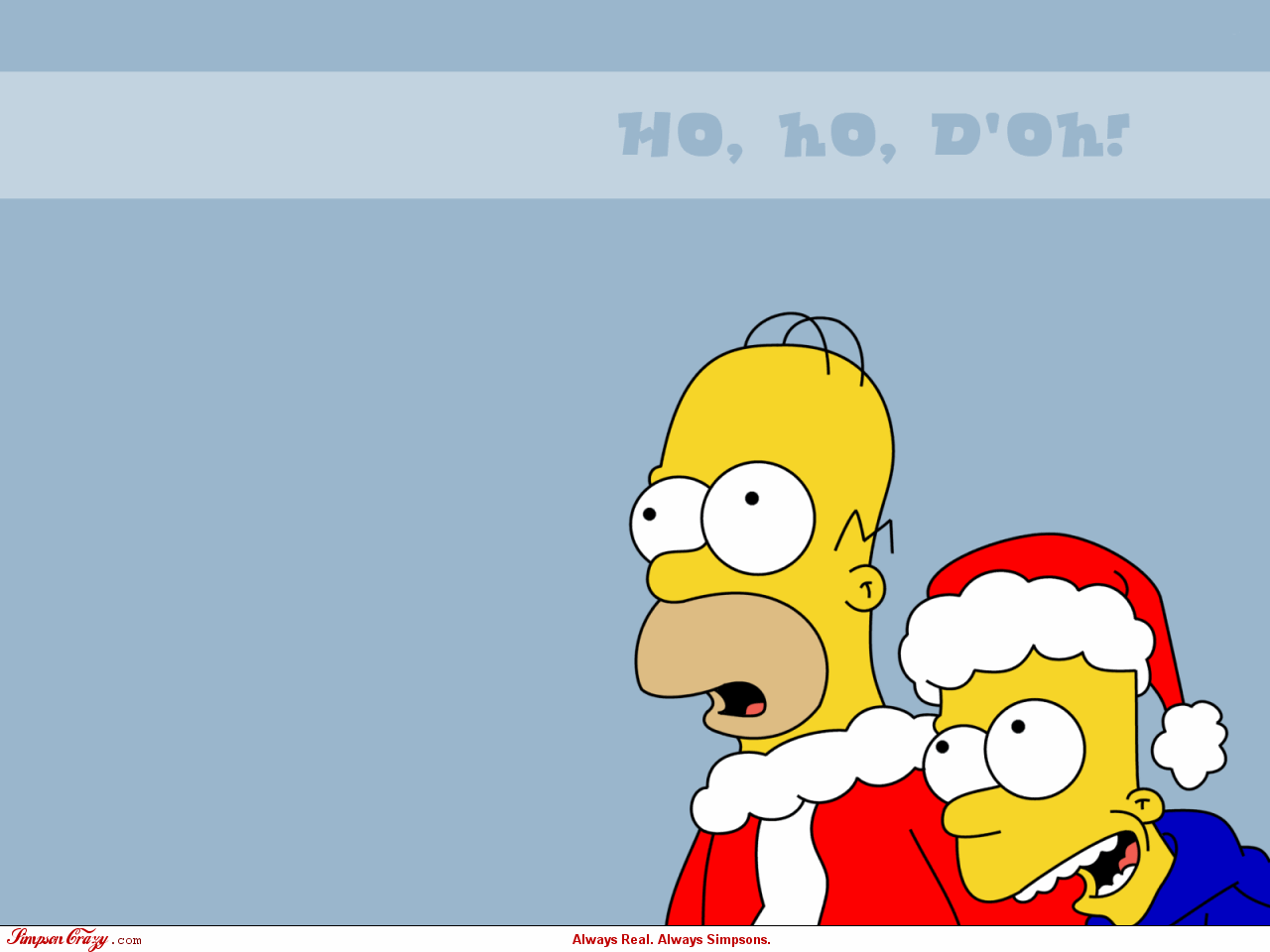 Гомер обои рабочий стол 6