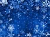 Россыпь снежинок