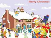 Симпсоны: Merry Christmas!